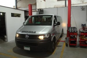 taller de servicio técnico mecánico volkswagen transporter
