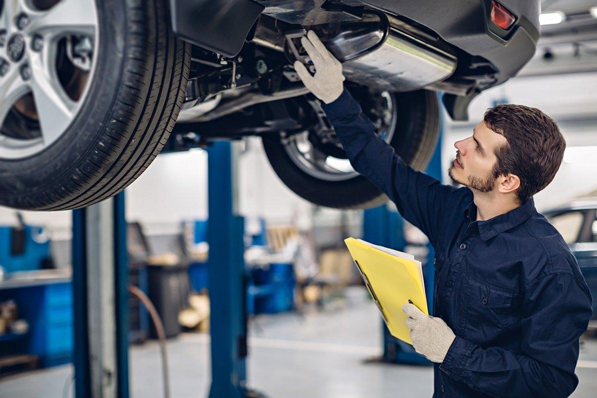 Revisión técnica vehicular - redson