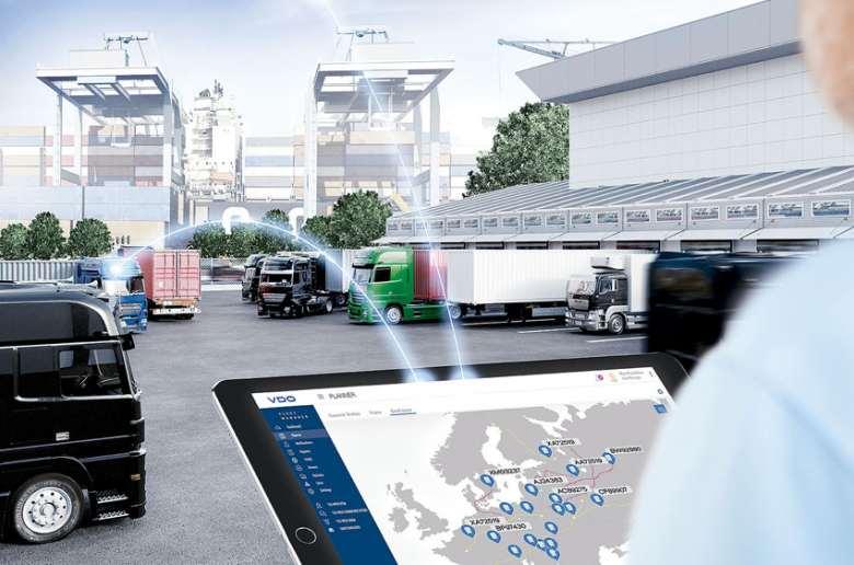 software de administración y gestión de flota vehicular redson